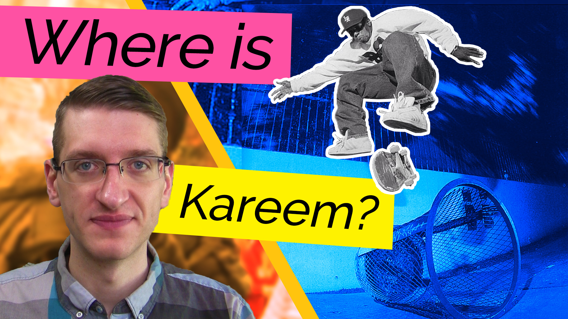 Where Is Kareem Campbell Now Rad Rat Video